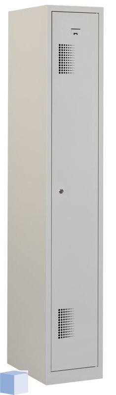 Square garderobekast 30cm breed 1 koloms 1 deurs for Ladenblok 30 cm breed