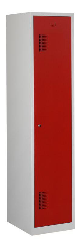 Square garderobekast 40cm breed 1 koloms 1 deurs - Colonne dressing 40 cm ...