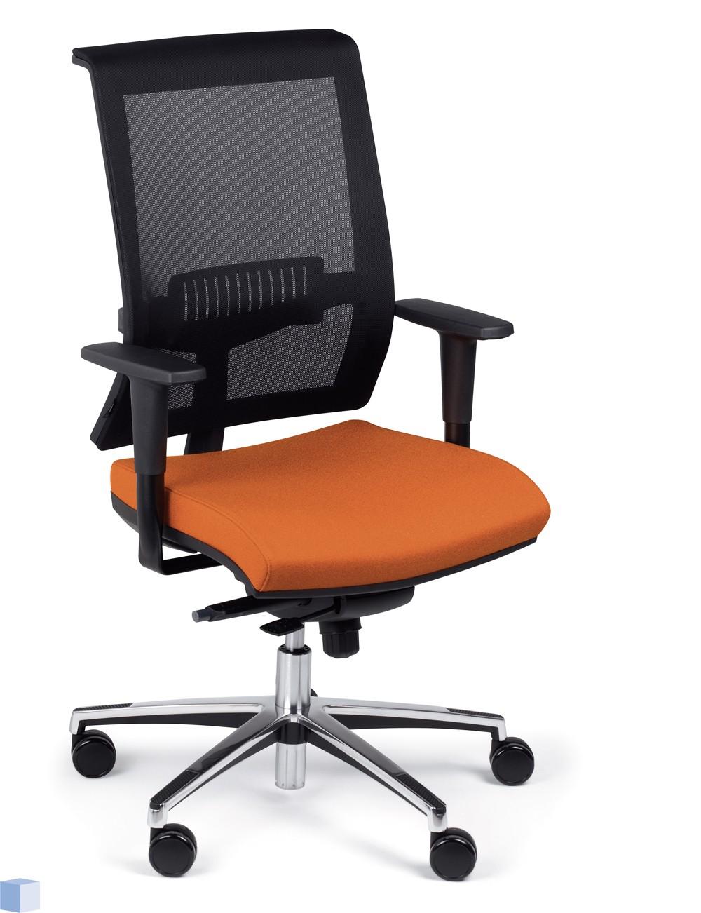 B ta bureaustoel volendam for Bureau stoel