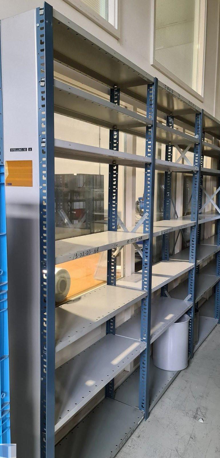 Electrolux legbordstelling 2200x1000x300mm Aanbouwvak