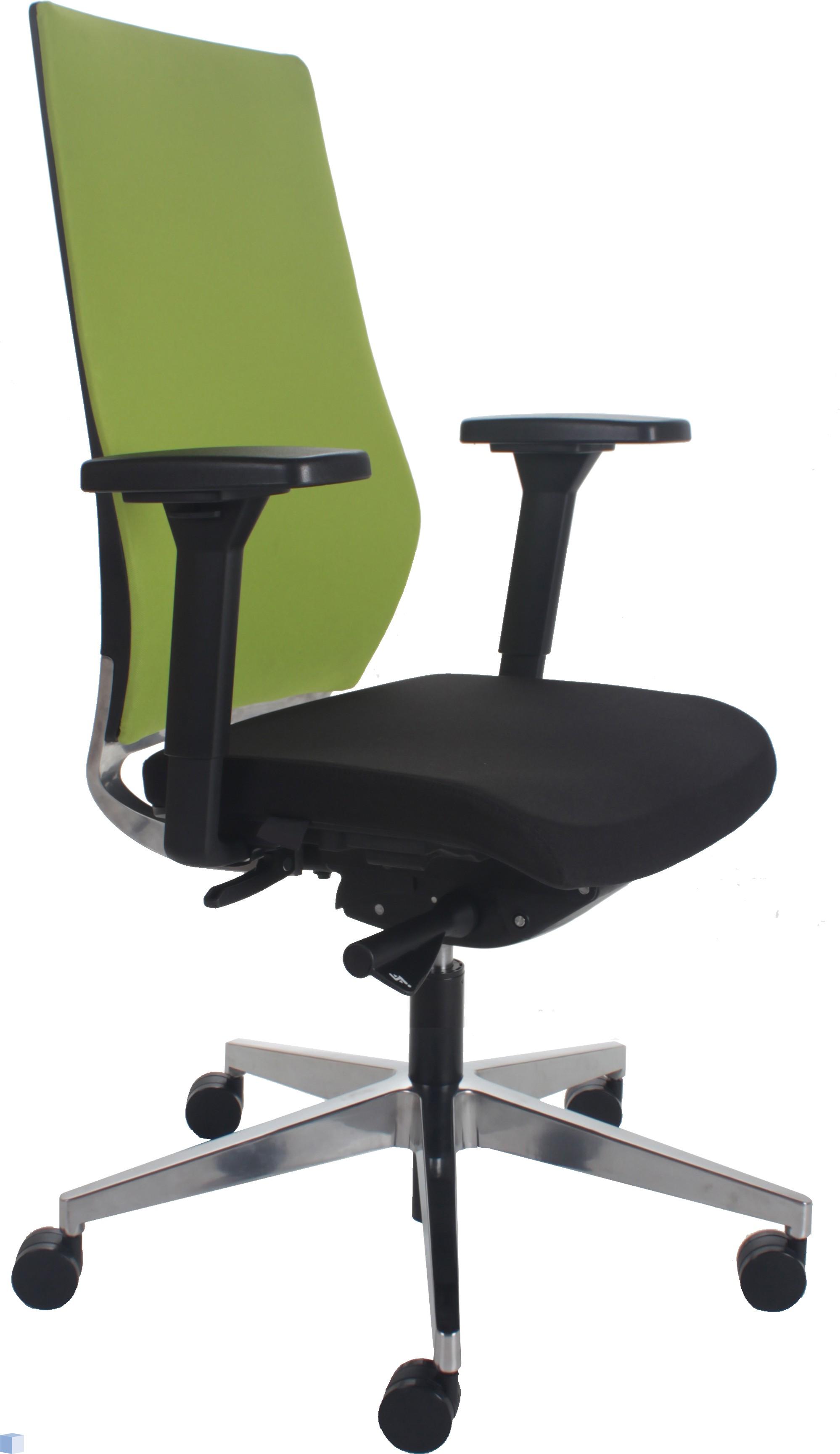 Bureaustoelen: ergonomisch verantwoord   Blok Interrek