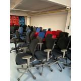 Partij gebruikte bureaustoelen, Uitzoeken !!