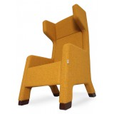 Square Earchair Giraffe 1 seater