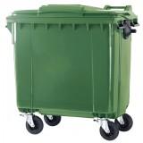 Kunststof container 770 liter
