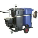 Containerkar 2 x 120 liter