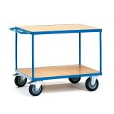 Zware tafelwagen 2403, laadvlak 1200x800mm.