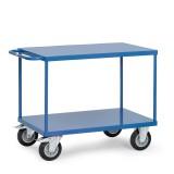 Zware tafelwagen 2400B, laadvlak 850x500mm.