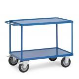 Zware tafelwagen 2401W, laadvlak 1000x600mm.