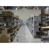 Interrek legbordstelling 2500x1000x600mm. aanbouwvak