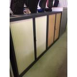 Roldeurkast (showroom uitverkoop) 120x120cm (HxB)