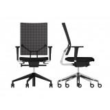 Bureaustoel Diagon met standaard rug (netbespanning)
