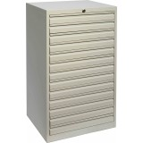Square Store ladenkast A3, 13 laden, 98x63x44cm.