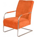 Square lounge fauteuil Cordoba
