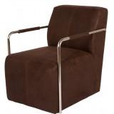 Square lounge fauteuil Genua